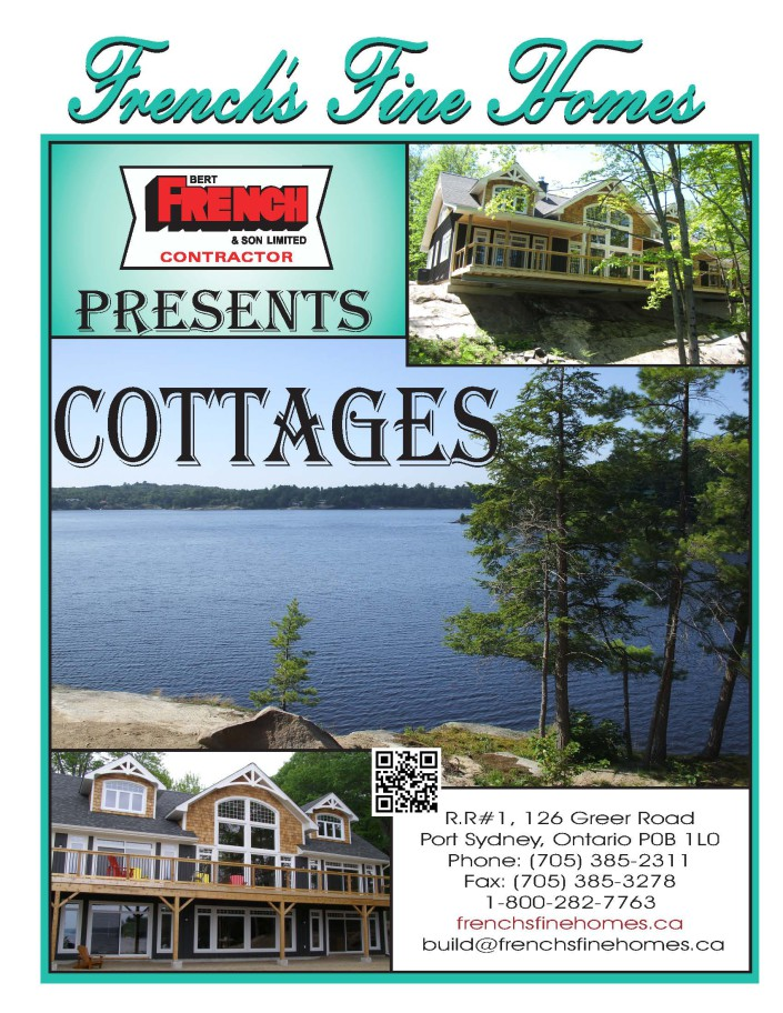 Muskoka Cottages Catalogue