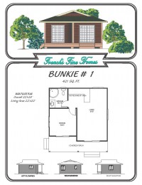 Bunkies, Garages, Boathouses   French\'s Fine Homes and Cottages ...