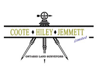 Coote, Hiley, Jemmett Limited - Ontario Land Surveyors