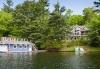 Home on Lake Joseph